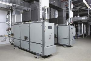 Production autonome de chaleur et d\\\'électricité: cogénération