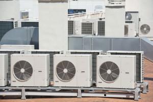 Solution de traitement d'air invisible DRV centrifuge