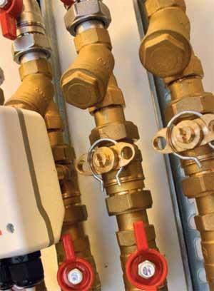 Module hydraulique de comptage d'énergie