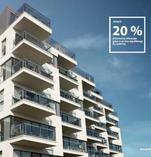 Solutions d'équilibrage automatique pour le Résidentiel et Tertiaire