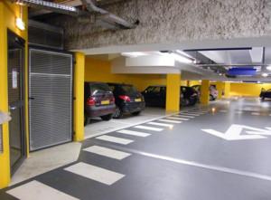 Ventilation et désenfumage des parkings