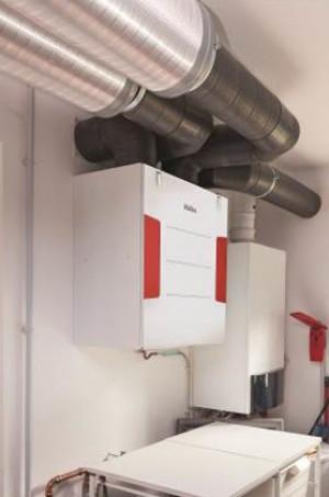 Puits canadien et ventilation double-flux
