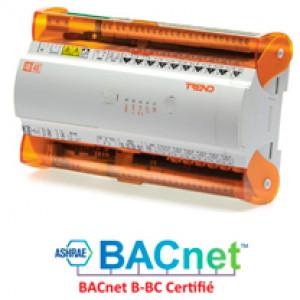 Contrôleur IQ®4E, technologie certifiée BACnet B-BC 2019