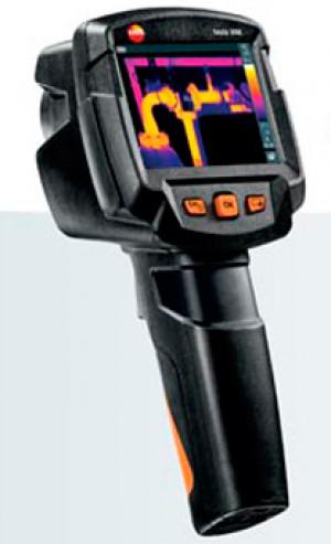 Caméra thermique « connectée » testo 868 2020