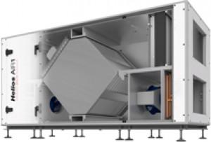 Nouvelle gamme de centrales de traitement d'air AIR1 XH 2019