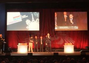 Gagnants des trophées de l'innovation Interclimaélec 2015
