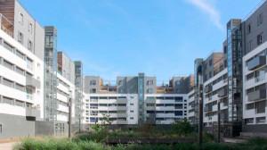 Rénovation et surélévation-extension 819 logements Glacière-Daviel à Paris 13ème