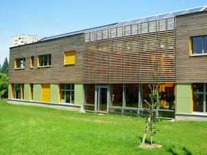 Bureaux du SYDESL à Mâcon : construction QEB/BEPOS