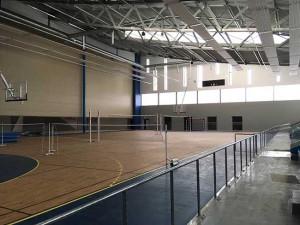 Reconstruction RT2012 et Effinergie+ d'un complexe sportif
