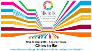 Cities to Be : découvrez nos plénières et nos intervenants !