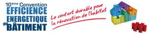 10ème convention EEB - Thème : Rénovation de l'habitat 01/10/2013