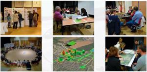 Logements sociaux HELIOS à Angers, premier collectif E+C-. Réflexion urbaine et bas carbone