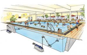 La piscine de demain sera passive pour être ludique et consommer moins