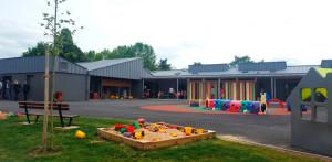 Réhabilitation de l'école Saint Exupéry (49) : confort, santé des enfants et empreinte carbone