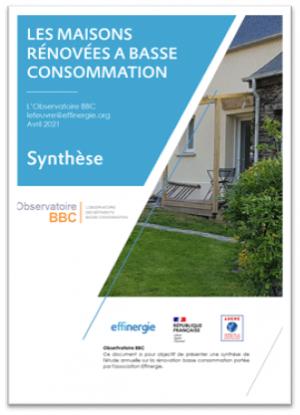 Etude sur la rénovation basse consommation des maisons individuelles