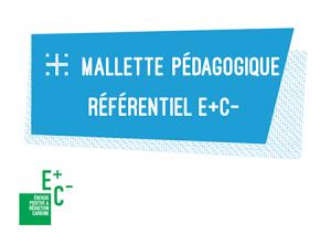 Publication de la mallette pédagogique E+C- pour formateurs et BE