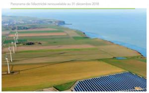 Panorama de l'électricité renouvelable en 2018, téléchargez la publication