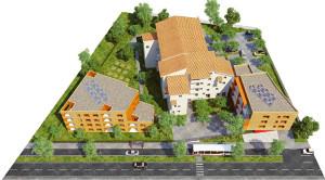 Résidence Les Magnolias : 1ère labellisation « bâtiment biosourcé » d'Occitanie
