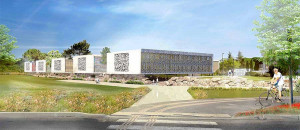 Construction de bureaux à Montpellier ALCO 2 : Effinergie+ et compatible RE 2020