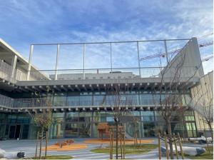 Groupe scolaire Ruffi à Marseille labellisé BDM Argent