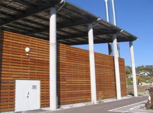 Réseau de chaleur 4,1 MW bois énergie + photovoltaïque