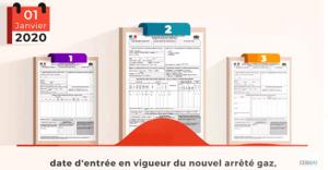 Les nouveaux certificats de conformité liés à l'arrêté gaz du 23/02/18