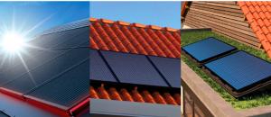Autoconsommation photovoltaïque pour le résidentiel avec accumulateur chauffe-eau
