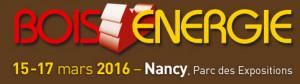 Salon Bois Energies du 15 au 17 mars 2016