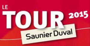 Vif succès pour le Tour Saunier Duval 2015