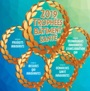 Les lauréats 2019 des Trophées Bâtiment Santé sont …