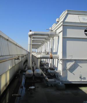 Evapco réhabilite la climatisation d'un Centre Commercial à Paris