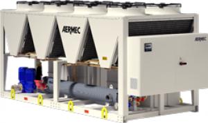 Groupe d'eau glacée à condensation par air - NSMI 2021