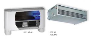 Ventilo-convecteur à lampe germicide - FCZ H 2021