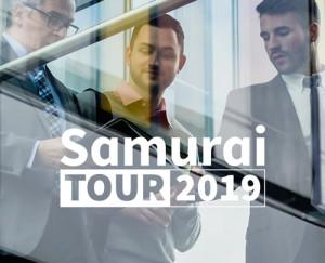 SAMURAI TOUR HITACHI nouveau concept dédié au Tertiaire et à l'Industrie