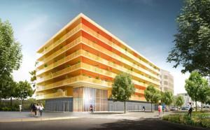Une résidence étudiante entièrement connectée à Toulouse
