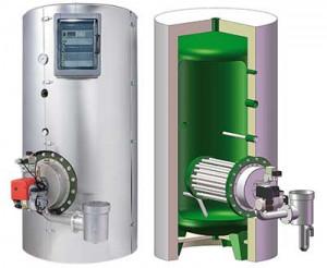 Accumulateur ECS au gaz : +ECO GAZ 2020