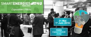 Smart Grids Paris devient Smart Energies 2016