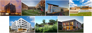 Les lauréats des Green Building Solutions Awards 2016