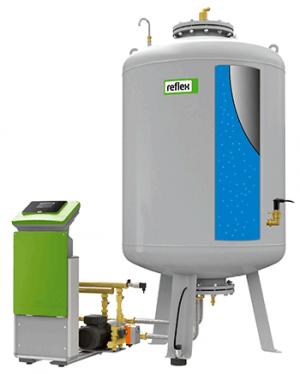 Systèmes de maintien de pression VARIOMAT 2020