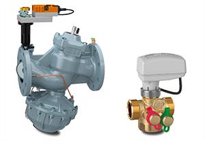 Vanne de régulation indépendante de la pression (PICV) : FLOWMATIC® 2021