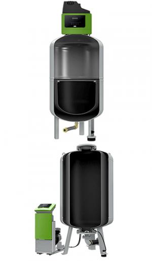 Systèmes de maintien de pression REFLEXOMAT 2020