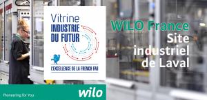 Wilo, labellisé