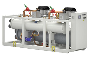 Groupe d'eau glacée à condensation par eau - WTX 2021
