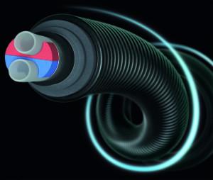 Le tube pré-isolé pour une isolation exceptionnelle : Ecoflex VIP 2021