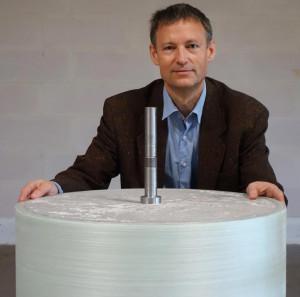 Stockage d'électricité : Energiestro produira ses volants « low-tech » d'ici 2022