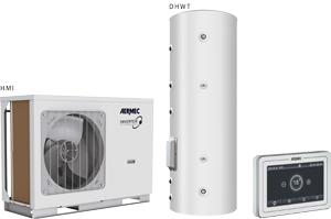 Pompe à chaleur réversible à condensation par air - HMI 2021