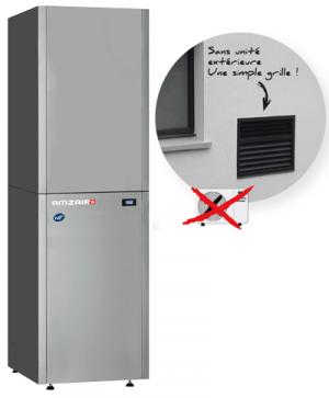 Pompe à chaleur 100% intérieure OPTIM'DUO 2020