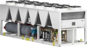 Pompes à chaleur réversibles Air / Eau - NRB 2021