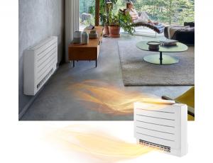 PAC air-air, confort avec la console compacte, silencieuse et performante