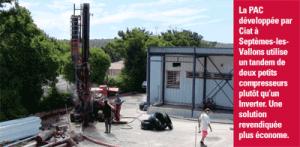 PROJET EUROPEEN: La géothermie en quête d'optimisation